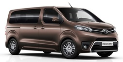Toyota Proace Verso, Immediately deliverable car