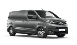 Toyota Proace, Uusi auto