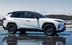 Toyota RAV4, Immediately deliverable car