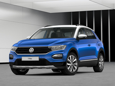 Volkswagen T-Roc, Immediately deliverable car
