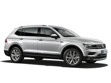 Volkswagen Tiguan Allspace, Immediately deliverable car