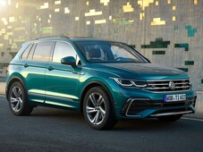Volkswagen Tiguan, Immediately deliverable car