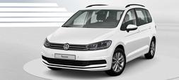 Volkswagen Touran, Immediately deliverable car
