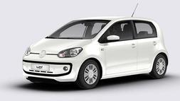 Volkswagen up!, Uusi auto