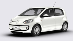 Volkswagen up!, Uusi auto