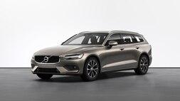 Volvo V60, Uusi auto