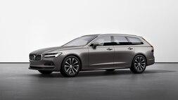 Volvo V90, Uusi auto