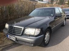 Mercedes-Benz 600, Vaihtoauto