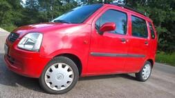 Opel Agila, Vaihtoauto
