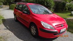 Peugeot 307 SW, Vaihtoauto