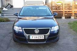 Volkswagen Passat Sedan, Vaihtoauto