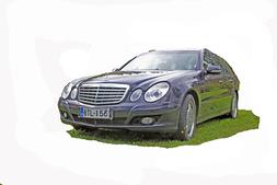Mercedes-Benz 320, Vaihtoauto