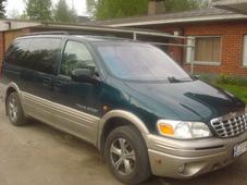 Chevrolet Trans Sport, Vaihtoauto