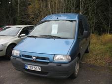 Peugeot Expert, Vaihtoauto