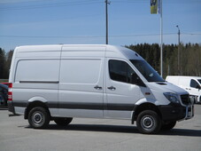 Mercedes-Benz Sprinter, Vaihtoauto