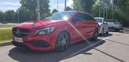 Mercedes-Benz CLA, Vaihtoauto
