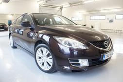 Mazda Mazda6, Vaihtoauto