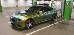 BMW 335, Vaihtoauto