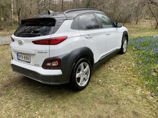 Hyundai Kona, Vaihtoauto