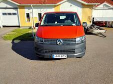Volkswagen Caravelle, Vaihtoauto