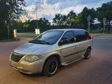 Chrysler Voyager, Vaihtoauto