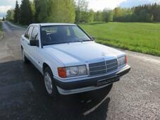 Mercedes-Benz 190, Vaihtoauto