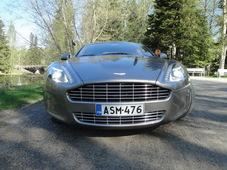 Aston Martin DB9, Vaihtoauto