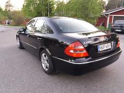 Mercedes-Benz E, Vaihtoauto