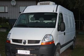 Renault Master, Vaihtoauto