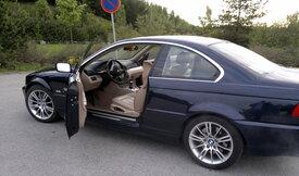 BMW 330, Vaihtoauto
