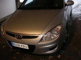 Hyundai i30, Vaihtoauto