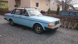 Volvo 244, Vaihtoauto