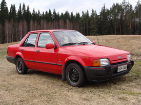 Ford Orion, Vaihtoauto
