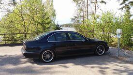 BMW 540, Vaihtoauto