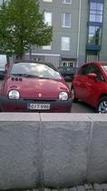 Renault Twingo, Vaihtoauto