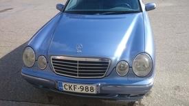 Mercedes-Benz 220, Vaihtoauto