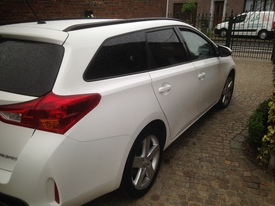 Toyota Auris Touring Sports, Vaihtoauto