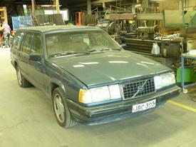 Volvo 940, Vaihtoauto