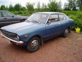 Datsun 120, Vaihtoauto