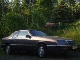 Chrysler Le Baron, Vaihtoauto