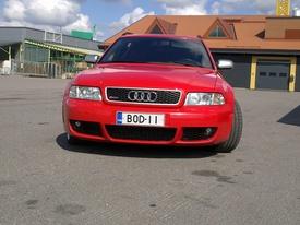 Audi RS4, Vaihtoauto