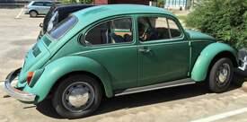 Volkswagen Kupla 1300, Vaihtoauto