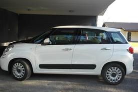 Fiat 500L, Vaihtoauto