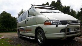 Toyota Hiace, Vaihtoauto