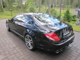 Mercedes-Benz CL, Vaihtoauto