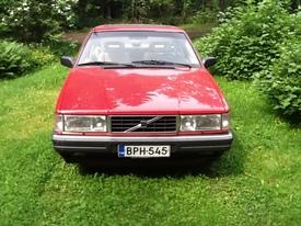 Volvo 780, Vaihtoauto