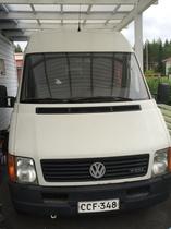 Volkswagen LT, Vaihtoauto