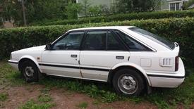 Nissan Bluebird, Vaihtoauto