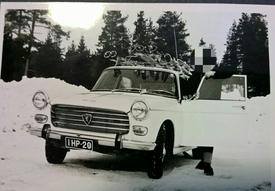 Peugeot 404, Vaihtoauto
