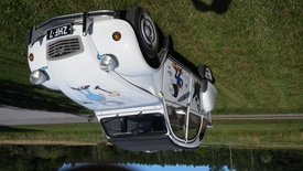 Citroën II CV, Vaihtoauto